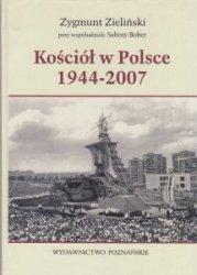Kościół w Polsce 1944-2007 Zygmunt Zieliński