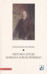 Historia sztuki Mariana Sokołowskiego Magdalena Kunińska