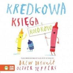 Kredkowa księga kolorów  Drew Daywalt, Oliver Teffers