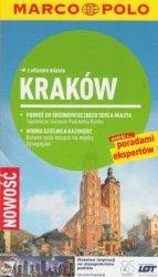 Kraków przewodnik z atlasem miasta Marco Polo