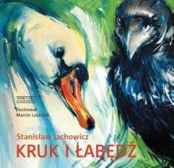 Kruk i łabędź Stanisław Jachowicz