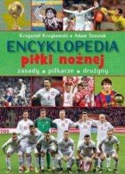 Encyklopedia piłki nożnej Krzysztof Krzykowski Adam Szostak
