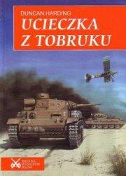 Ucieczka z Tobruku Duncan Harding