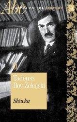Słówka Tadeusz Boy-Żeleński ABC Klasyka polska Lektury