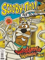 Scooby Doo Klub detektywa 3 Świątynia tajemnic