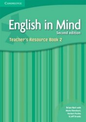 English in Mind 2 Teachers Resource Book Brian Hart Mario Rinvolucri Herbert Puchta