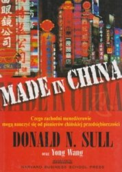 Made in China Donald N. Sull