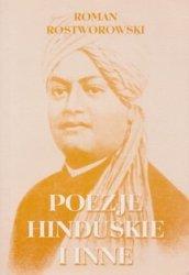 Poezje hinduskie i inne Roman Rostworowski