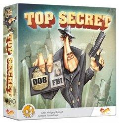 Top Secret gra planszowa