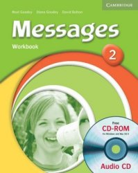 Messages 2 Workbook (+ CD) Noel Goodey Diana Goodey David Bolton