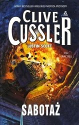 Sabotaż Clive Cussler Justin Scott