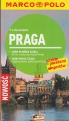 Praga przewodnik z atlasem miasta Marco Polo