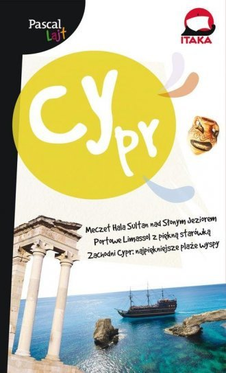 Cypr przewodnik Pascal Lajt