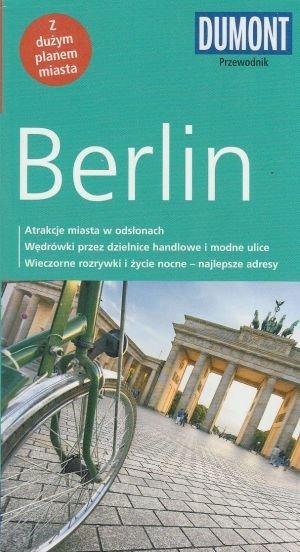 Berlin przewodnik z dużym planem miasta