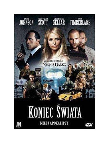 Koniec świata Miłej Apokalipsy film DVD