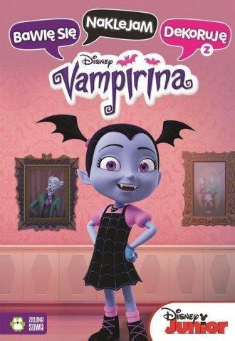 Bawię się naklejam dekoruję z Vampiriną Disney