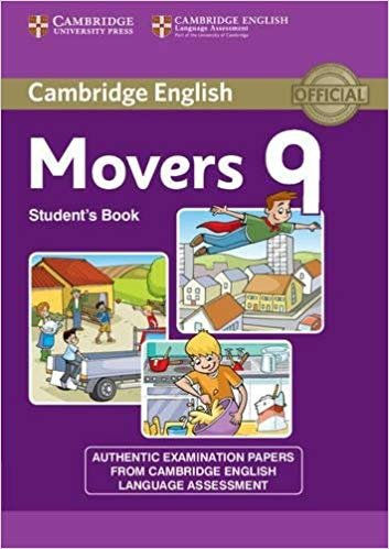Movers 9 Student's Book