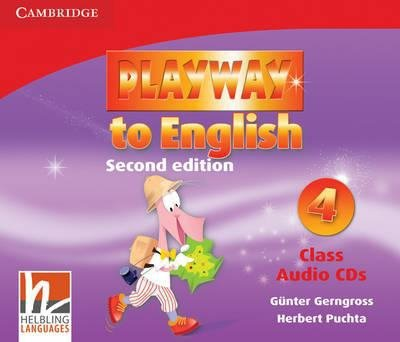 Playway to English cz.4 (CD mp3)