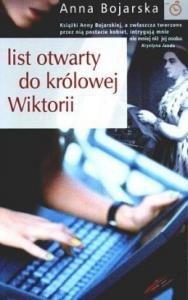 List otwarty do królowej wiktorii Anna Bojarska