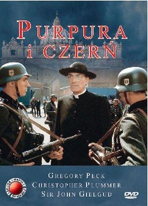Purpura i czerń Film DVD
