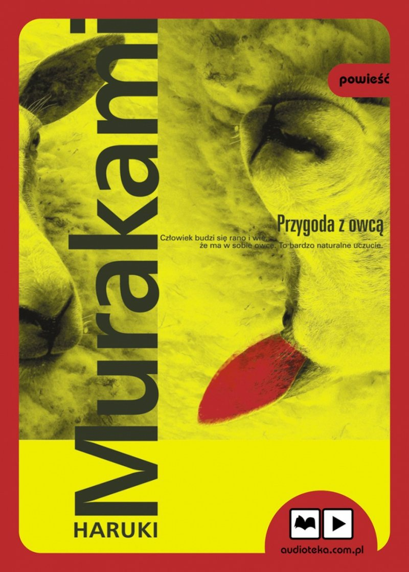 Przygoda z owcą Haruki Murakami (CD mp3)