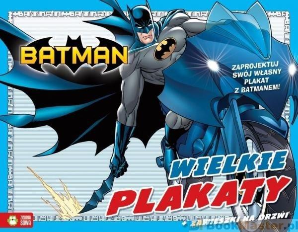 Wielkie plakaty Batman
