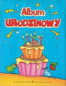 Album urodzinowy Małgorzata Czyżowska