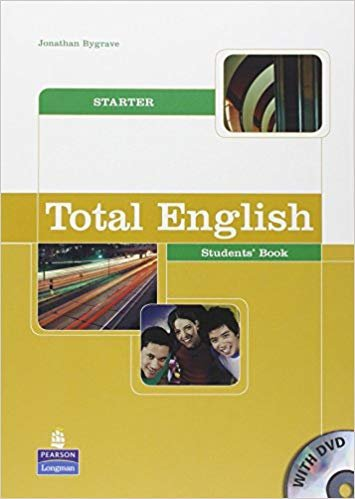 Total English Starter Student's Book Jonathan Bygrave