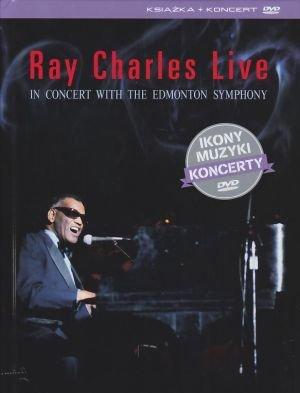Ray Charles Live Ikony Muzyki książka + film
