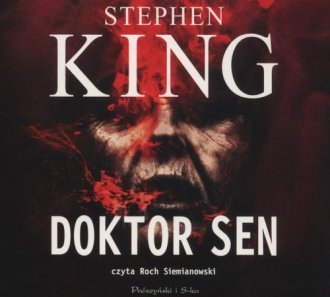 Doktor Sen Stephen King (CD-Mp3)