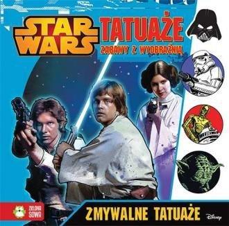 Star Wars Tatuaże Zabawy z wyobraźnią