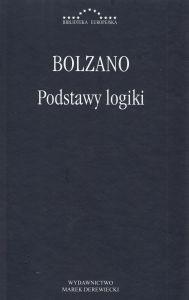Podstawy logiki Bernard Bolzano