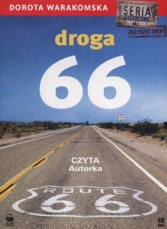 Droga 66 (CD mp3) Dorota Warakomska