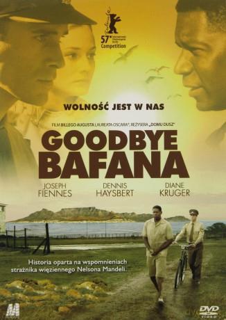 Goodbye Bafana film DVD