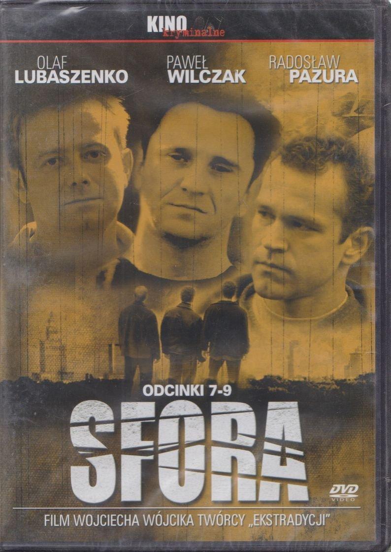 Sfora odcinki 7-9 reż. Wojciech Wójcik