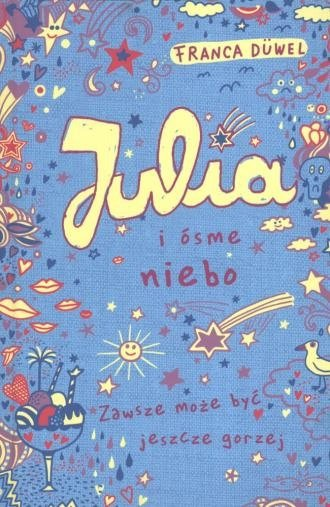 Julia i ósme niebo Franca Duwel