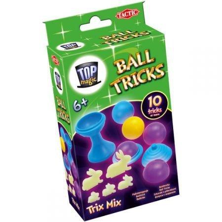 Trix Mix Sztuczki magiczne z piłeczkami
