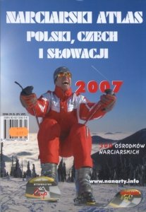Narciarski atlas Polski Czech i Słowacji 2007