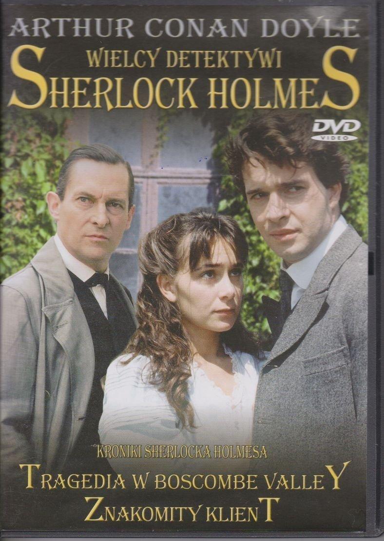Sherlock Holmes Wielcy Detektywi cz. 17 Tragedia w Boscombe Valley, Znakomity klejnot