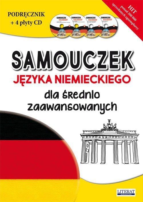 Samouczek języka niemieckiego dla średnio zaawansowanych (+ 4 CD) Monika von Basse