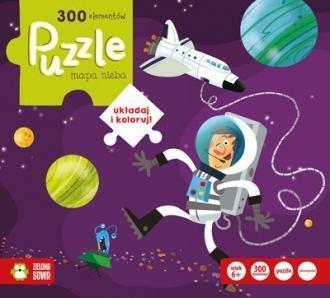 Puzzle 300 Mapa Nieba