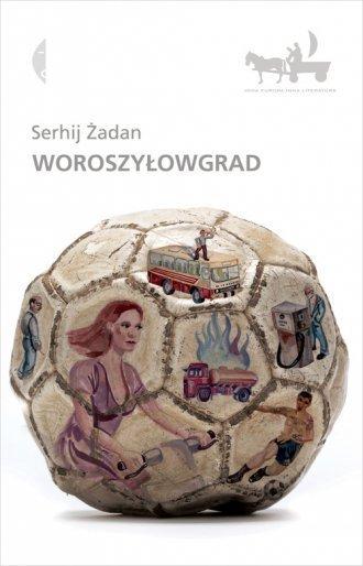 Woroszyłowgrad Serhij Żadan