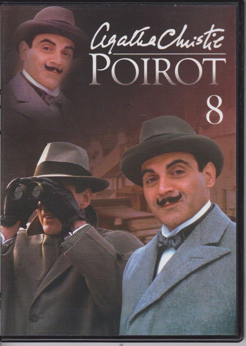 Agatha Christie Poirot cz. 8 Zagadka z Kornwalii, Zniknięcie Pana Davenheima DVD