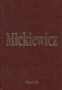Proza artystyczna i pisma krytyczne Dzieła Tom V Adam Mickiewicz