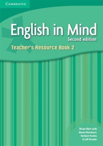 English in Mind 2 Teachers Resource Book Brian Hart Mario Rinvolucri Herbert Puchta