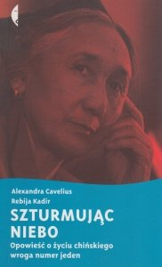 Szturmując niebo Alexandra Cavelius Rebija Kadir
