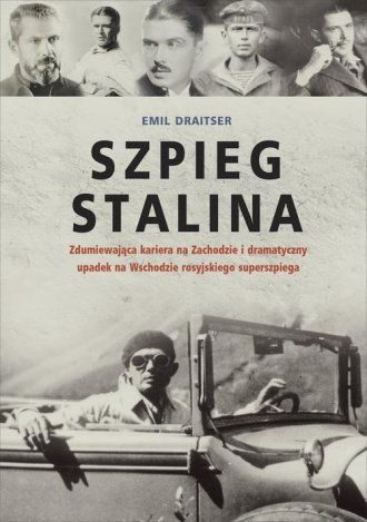Szpieg Stalina  Emil Draitser