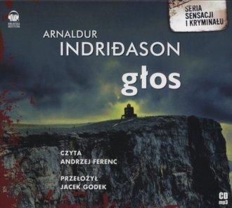 Głos (CD mp3) Arnaldur Indridason