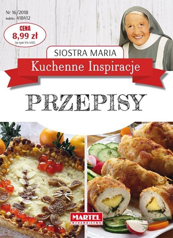 Przepisy Kuchenne Inspiracje Siostra Maria