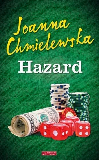 Hazard Joanna Chmielewska pocket